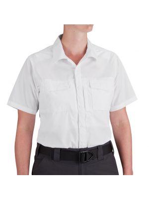 Propper® Women's RevTac Shirt - Poplin White